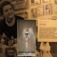 Performing Gender Asymmetry: Material Rhetoric and Representation at the National Museum of American History